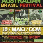 Porto Alegre/RS - 10/05 - Domingo - Bar Opinião