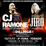 15/11/2017 São Paulo, Brasil Hangar 110