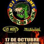 17/10/2015 - Kmasu Premiere - Santiago, Chile