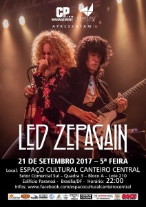 21/09/2017  Brasilia/Brasil - Espaço  Cultural Canteiro Central
