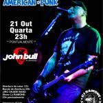 21/10/2015 - John Bull Pub - Florianópolis, Brasil