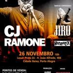 26/11/2017 Porto Alegre, BrasilPreto Zé