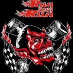 RUN DEVIL RUN LOGO