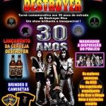 Show Destroyer Kiss - Bar